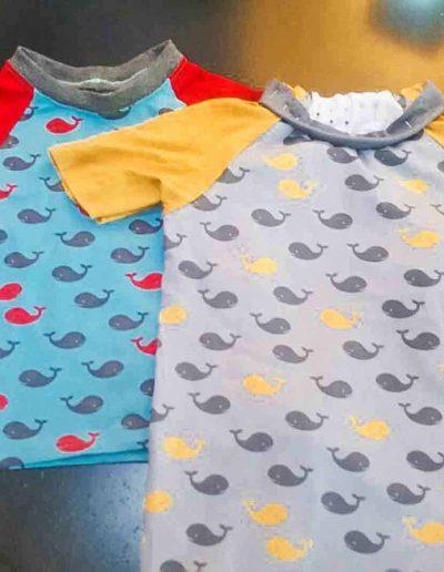 twee-tricot-T-shirts